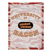 Bacon University Poster