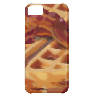 Bacon Waffle iPhone 5C Cover