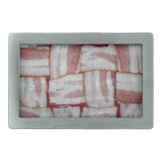 Bacon Weave Belt Buckles