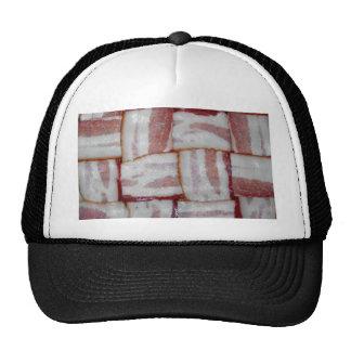 Bacon Weave Mesh Hat