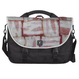 Bacon Weave Laptop Bag