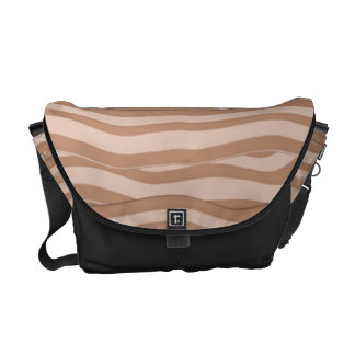 Bacon Weave Pattern Messenger Bags