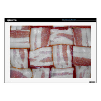 Bacon Weave Skin For Laptop