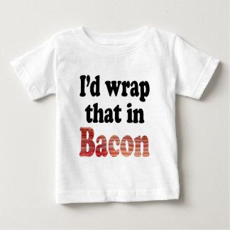 Bacon Wrap Baby T-Shirt