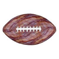 Bacon Wrapped Football