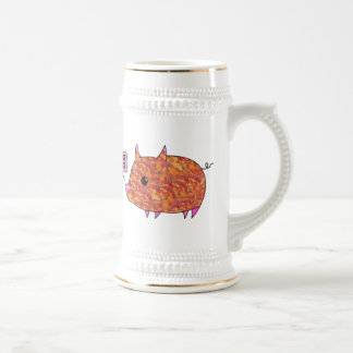 Bacon Wrapped Piggy Beer Stein