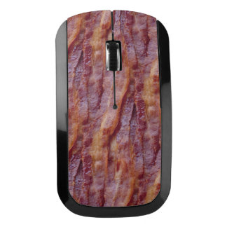 Bacon Wrapped Wireless Mouse