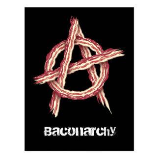 Baconarchy Postales