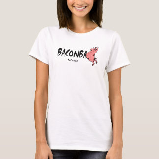 BACONBA  FITNESS T-Shirt