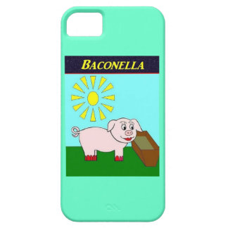 Baconella iPhone 5 Cover