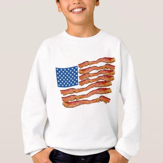 Baconflag Sweatshirt