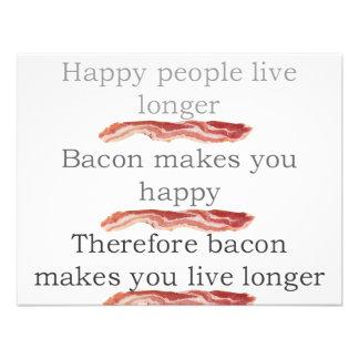 baconlogicwithbacon invitaciones personalizada