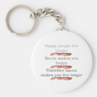 baconlogicwithbacon keychains