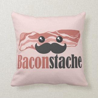 Baconstache Pillow