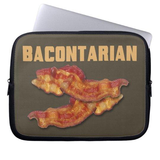 Bacontarian Laptop Bags