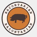 Bacontarian Pegatina
