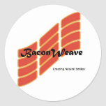 BaconWeave Sticker