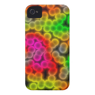 Bacteria abstract background. iPhone 4 cover