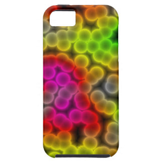 Bacteria abstract background. iPhone SE/5/5s case