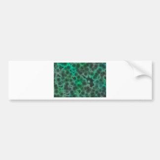 Bacteria Bumper Sticker