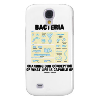 Bacteria Changing Our Conception What Life Is Samsung Galaxy S4 Case