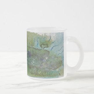 Bacteria Frosted Mug