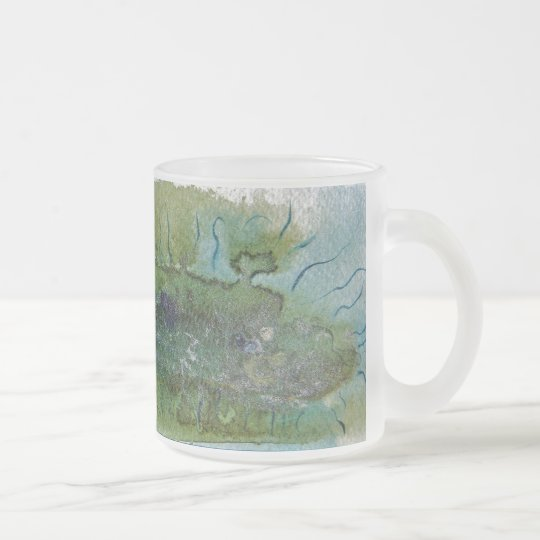 Bacteria Frosted Mug