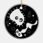 Bacteria Ornaments
