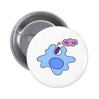 Bacteria Phagocytosis Pin