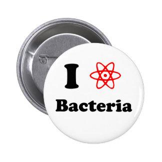 Bacteria Pinback Button