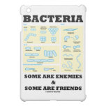 Bacteria Some Are Enemies & Some Are Friends iPad Mini Cases