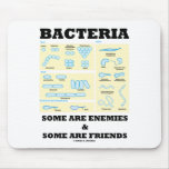 Bacteria Some Are Enemies & Some Are Friends Mousepad