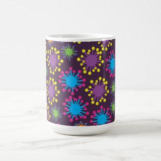 Bacteria Spores Coffee Mug