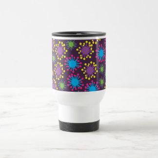 Bacteria Spores Coffee Mugs