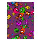 Bacteria Wallpaper Card