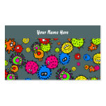 Bacteria Wallpaper, Your Name Here Business Card
