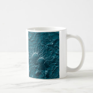 Bacterial cells of Staphylococcus Aureus Close Up Coffee Mug