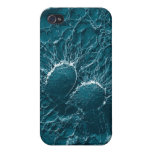 Bacterial cells of Staphylococcus Aureus Close Up iPhone 4 Cover