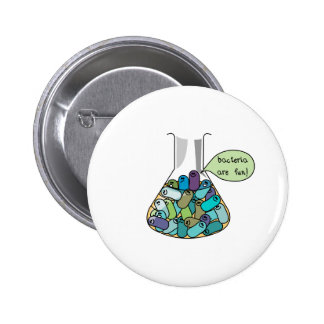 Bacterial Culture Buttons