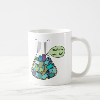 Bacterial Culture Classic White Coffee Mug