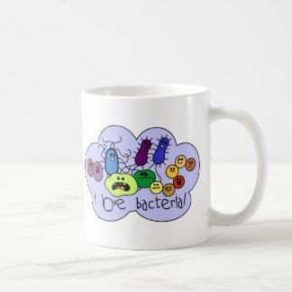 Bacterias del amor taza