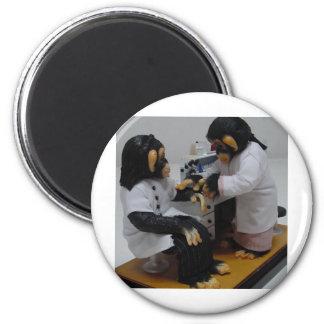 Bacteriologist Magnet