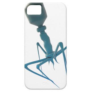 bacteriophage iPhone SE/5/5s case