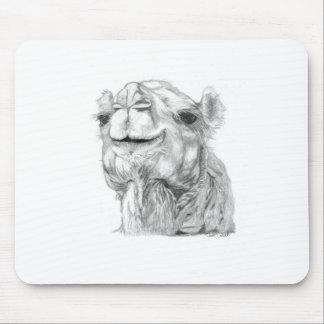 Bactrian Camel Mousepad