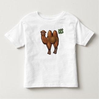 Bactrian Camel Toddler T-shirt