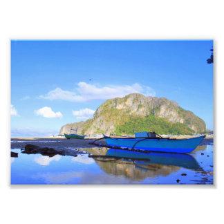 Bacuit Bay of Palawan Photo Print