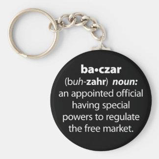 Baczar Keychain