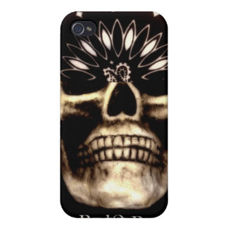 Bad 2the Bone iPhone 4 Cover