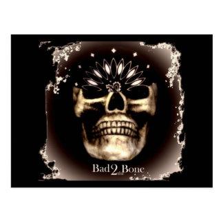 Bad 2the Bone Postcard