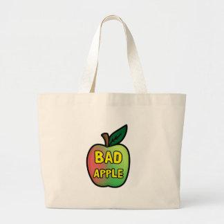 Bad Apple Canvas Bag
